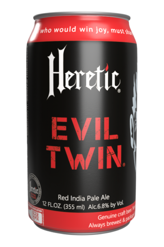 Evil twin Beer can linked to beer details page
