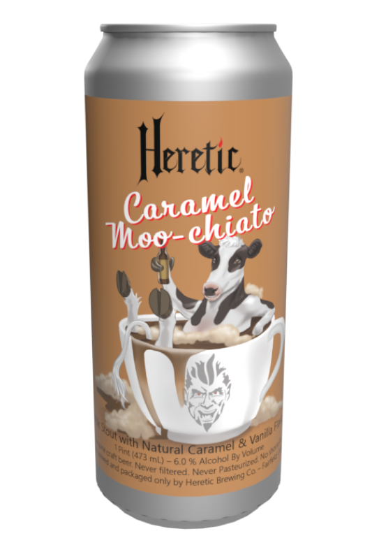 Caramel Moochiato Beer can Linked to Beer info Page