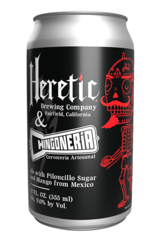 El Diablito Beer can linked to beer details page