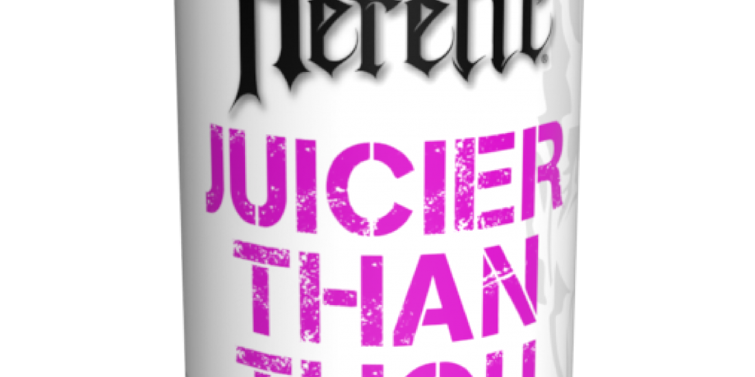 Juicier than thou Beer can linked to beer info page
