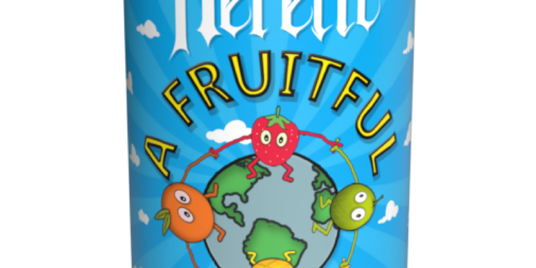 Fruitful World Beer can Linked to Beer info Page