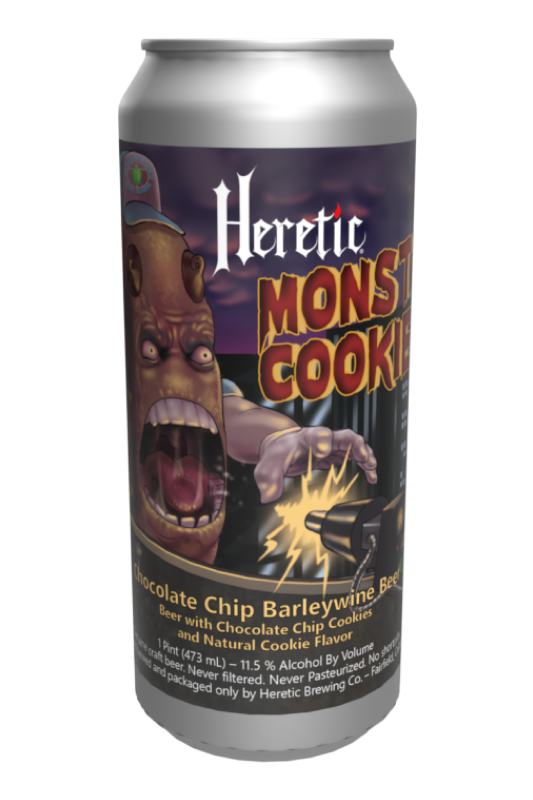 monster cookie beer can linked to beer info page